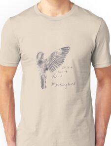 To Kill a Mockingbird - Transparent Unisex T-Shirt