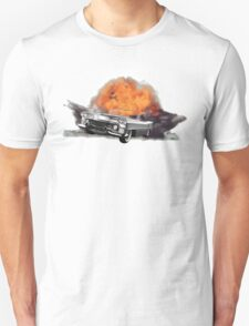 Increase Your Gears: The World Is Exploding! T-Shirt