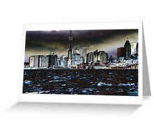 TO Waterfront Greeting Card