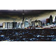 TO Waterfront Photographic Print