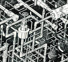 Zero Gee Plumbing by Robert Jones