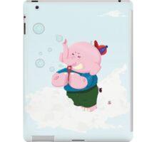 Phipphy the 'phant (1) iPad Case/Skin