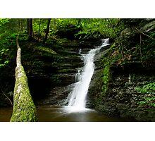 Buttermilk Waterfalls Photographic Print