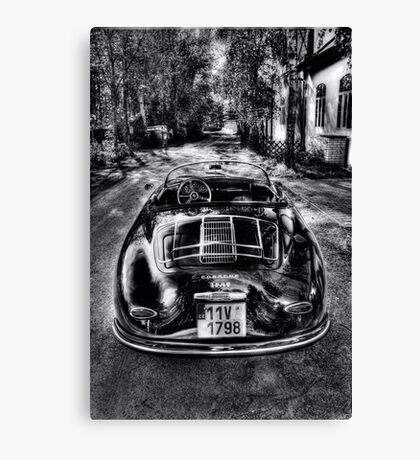 Porsche Speedster 1955 Canvas Print