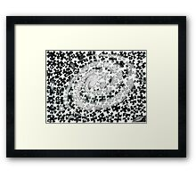 One Universe, Some Assembly Required Framed Print