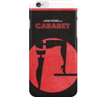 Cabaret iPhone Case/Skin