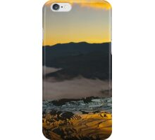 Yuanyang Terraced rice field 2 iPhone Case/Skin