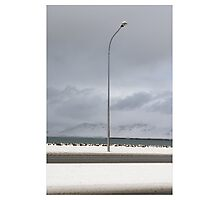 By the Harbour, Reykjavik (Iceland) Photographic Print