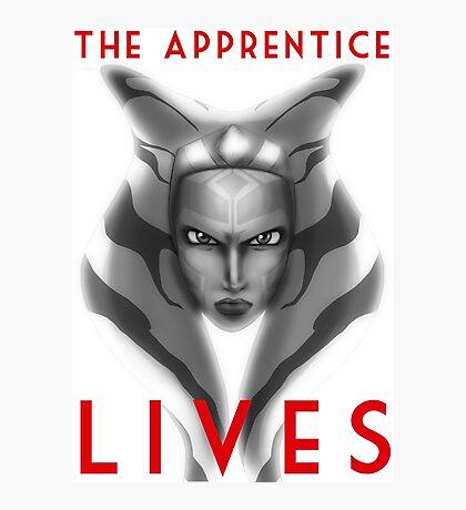 The apprentice lives Photographic Print