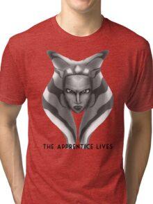 The apprentice lives Tri-blend T-Shirt