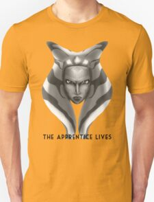 The apprentice lives Unisex T-Shirt