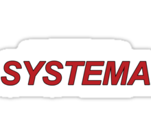 badragz.com - Airsoft Systema t-shirt Sticker
