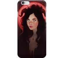 Blood Moon iPhone Case/Skin