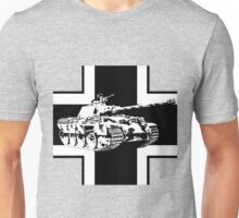 WW2 Panther tank Unisex T-Shirt