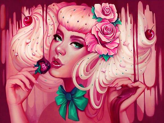 Sweet Release by MeganLara