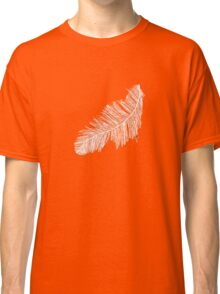 The Feather Falling Up Classic T-Shirt