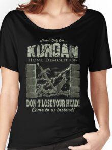 Kurgan Home Demolition Women's Relaxed Fit T-Shirt