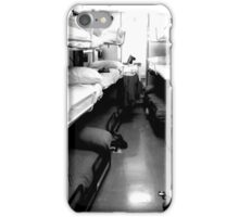 Bunks, Royal Yacht Britannia iPhone Case/Skin