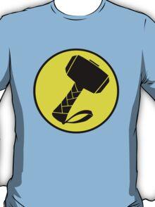 Captain Mjolinir- Everyone's hero! T-Shirt