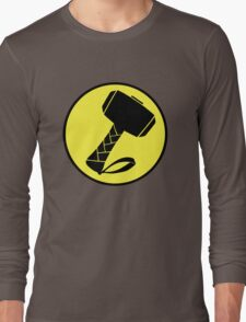 Captain Mjolinir- Everyone's hero! Long Sleeve T-Shirt