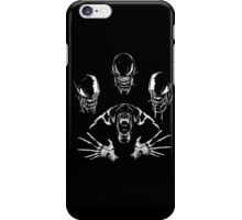 Alien Queen iPhone Case/Skin