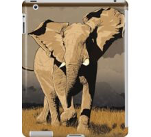 The Elephant's Marching iPad Case/Skin