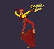 Calamity Jane Womens Fitted T-Shirt