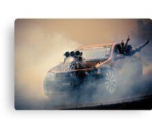 ROGUE Motorfest Burnout Canvas Print