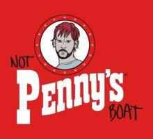 Not Penny's Boat by Omar Feliciano