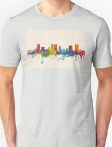 Fort Worth Texas Skyline Unisex T-Shirt