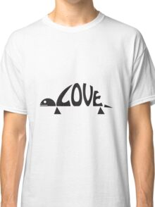 Love Turtle Classic T-Shirt