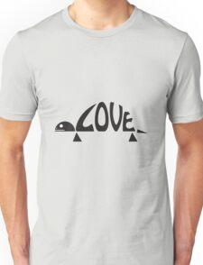 Love Turtle Unisex T-Shirt