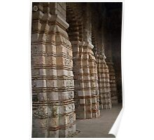 Pillars of the faith Poster