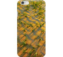 Sea Dunes in Honolulu, HAWAII iPhone Case/Skin