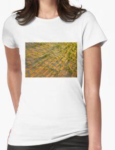 Sea Dunes in Honolulu, HAWAII Womens Fitted T-Shirt