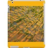 Sea Dunes in Honolulu, HAWAII iPad Case/Skin