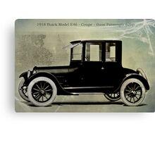 1918 Buick Canvas Print