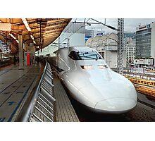 Shinkansen • Osaka • Japan Photographic Print