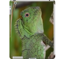 Chameleon Forest Dragon iPad Case/Skin