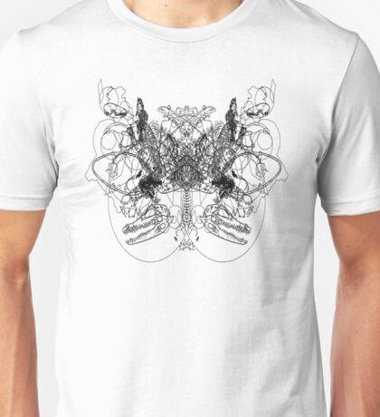 lines 3 Unisex T-Shirt