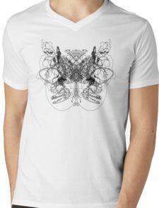 lines 3 Mens V-Neck T-Shirt