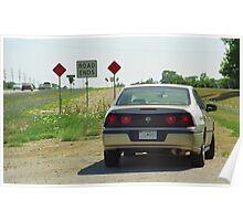 Route 66 - Illinois Poster