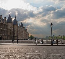 Paris, France by Yelena Rozov