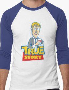 Woody Stinson Men's Baseball ¾ T-Shirt