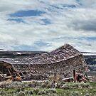 The Darn Barn Fell Down by kayzsqrlz