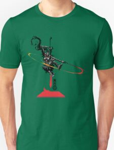 The Game of Kings, Wave One: The Black Queen-Knight's Pawn T-Shirt