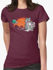 BB-Gir Womens Fitted T-Shirt