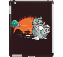 BB-Gir iPad Case/Skin