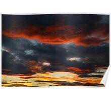light. eastcoast, tasmania Poster