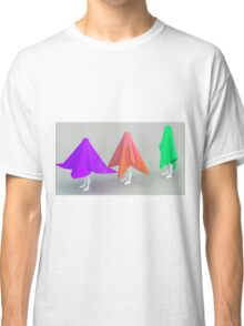 Aniflow Faux - Abstract CG Classic T-Shirt